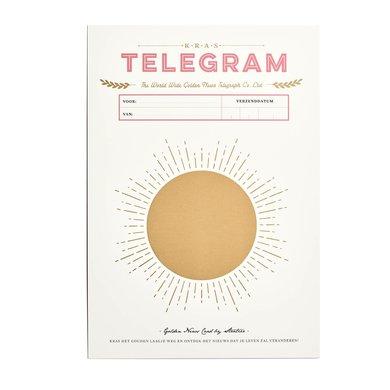 "Stratier Scratch telegram ""get married"""