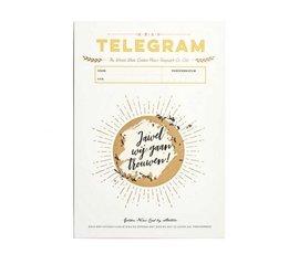 Stratier Scratch telegram meter / godmother