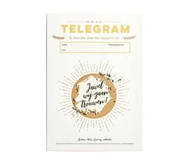 Stratier Scratch telegram  made of honor