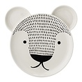 Bloomingville mini Bloomingville plate bear