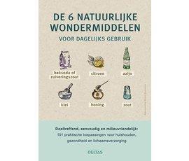 Deltas De 6 natuurlijke wondermiddelen
