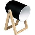 Pullman lamp zwart