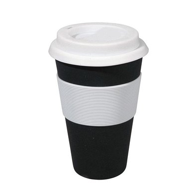 Zuperzozial Cruising travel cup black