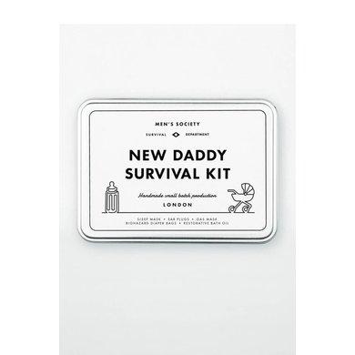 Men's Society Men's Society New Daddy survival kit
