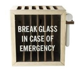 Gusta Telephone safe