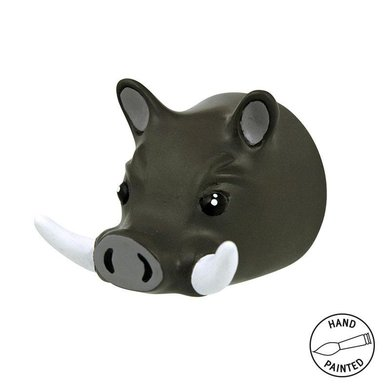 The Zoo Wild pig wall hook