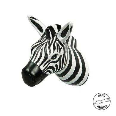 The Zoo Zebra wall hook