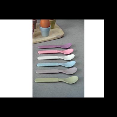 Zuperzozial Bamboo cutlery set of 6 breeze
