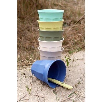 Zuperzozial Bamboe bekerset van  6 breeze