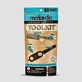 Thuisrecycling Makedo toolkit