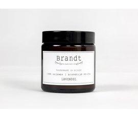 Brandt kaarsen Burning candles Lavender