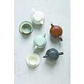 Kinto Kinto Pebbles teapot Moss Green