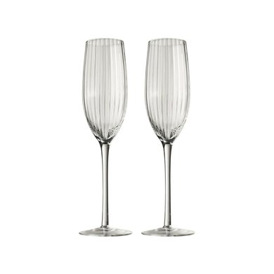 Gusta Gusta champagne glass set of 2