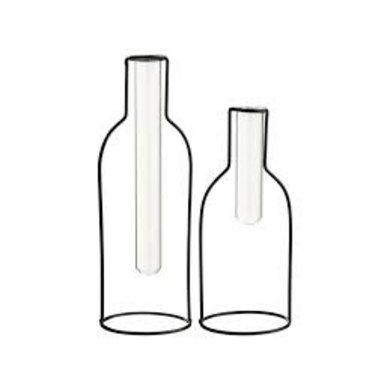 Gusta Decorative vases 2 pcs