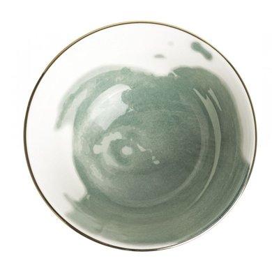 Gusta Gusta schaaltje aqua 9 cm