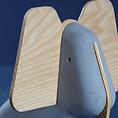 Korridor Design Concrete animal olifant