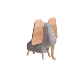 Korridor Design Concrete animal olifant
