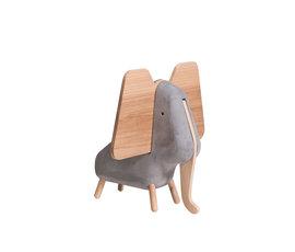 Korridor Design Concrete elephant