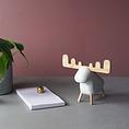 Korridor Design Concrete animal rendier