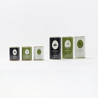 Het Olijflab Greenolia Classic 250 ML blik