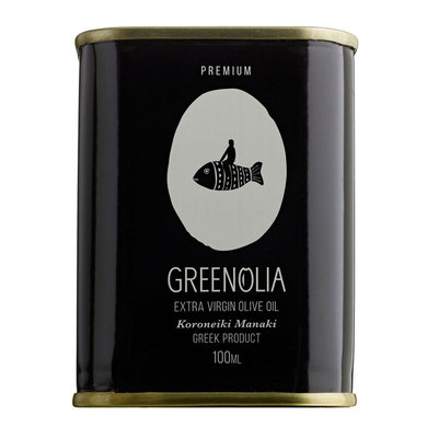 Het Olijflab Greenolia Premium 500 ML blik