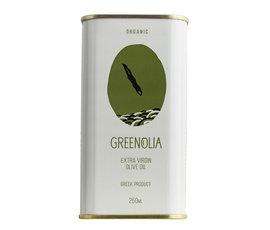Het Olijflab Greenolia Organic 250 ML blik