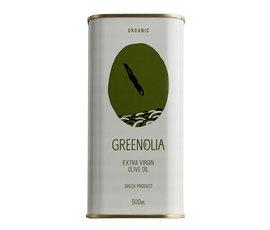Het Olijflab Greenolia Organic 500 ML blik