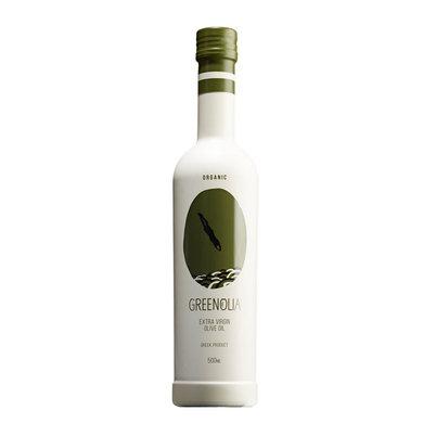Het Olijflab Greenolia Organic 500 ML fles