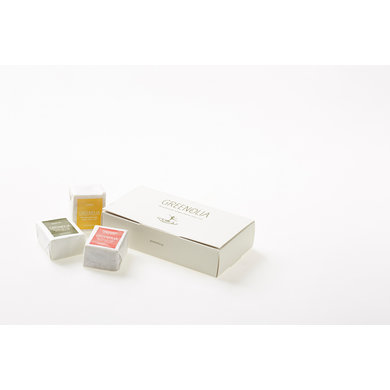 Het Olijflab Greenolia giftbox soap mini