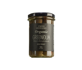 Het Olijflab Greenolia olijven Stuffed