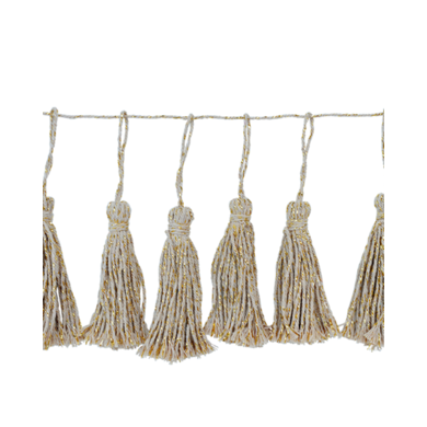 Delight Department Cotton tassels