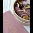 Delight Department Merlot confetti