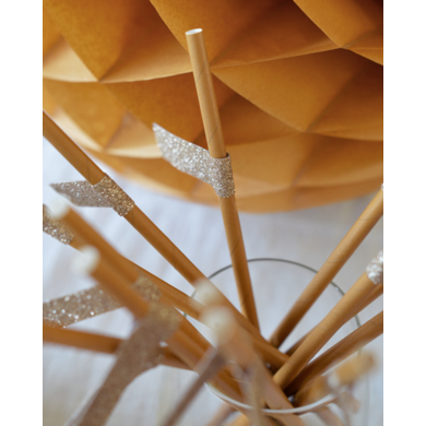 Delight Department Ochre straws