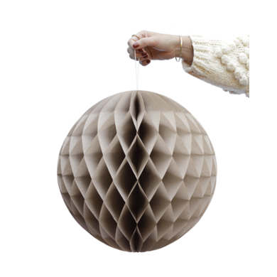 Delight Department Honeycomb balls beige
