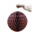 Delight Department Honeycomb balls merlot set of 2