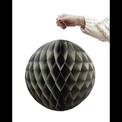 Delight Department Honeycomb balls olive set van 2