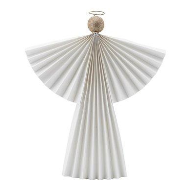 House Doctor Ornament engel wit 36 cm