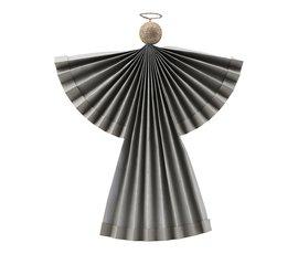 House Doctor Ornament engel grijs 36 cm