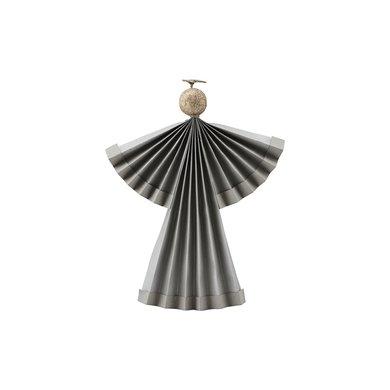 House Doctor Ornament engel grijs 24 cm