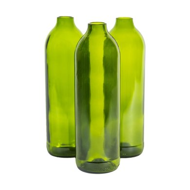 Original Home Original Home bottle vase green