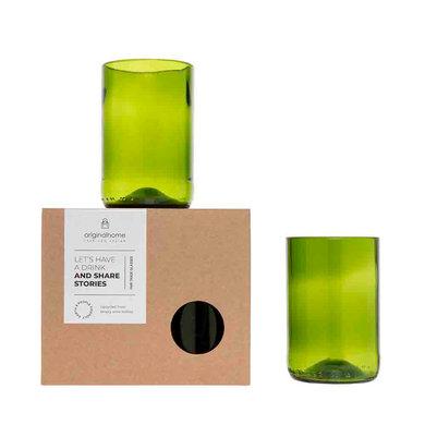 Original Home Original Home glazenset M green
