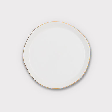 Urban Nature Culture Amsterdam Good morning plate white
