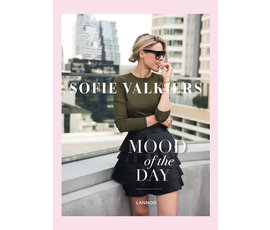 Lannoo Boek Sofie Valkiers mood of the day