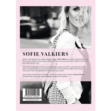 Lannoo Book Sofie Valkiers mood of the day