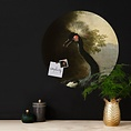 Groovy Magnets Groovy Magnets magnetic sticker majestic crane