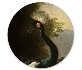 Groovy Magnets Groovy Magnets magneetsticker Majestic Crane