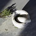 Nicolas Vahe Mortar marble
