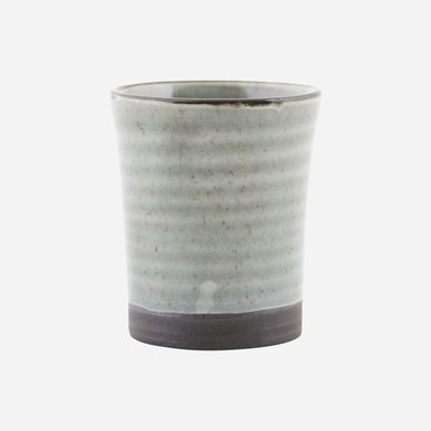 House Doctor Espresso cup / egg cup gray