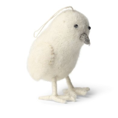 En Gry & Sif Én Gry & Sif handmade chicken white