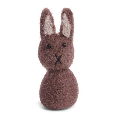 En Gry & Sif Én Gry & Sif handmade purple Easter bunny